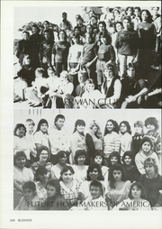 Page 244, 1986 Edition, Sunset High School - Sundial Yearbook (Dallas, TX) online yearbook collection