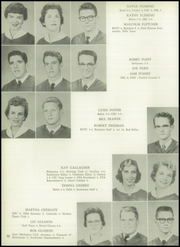 Page 36, 1957 Edition, Bellaire High School - Carillon Yearbook (Bellaire, TX) online yearbook collection