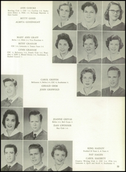 Page 37, 1957 Edition, Bellaire High School - Carillon Yearbook (Bellaire, TX) online yearbook collection