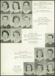 Page 38, 1957 Edition, Bellaire High School - Carillon Yearbook (Bellaire, TX) online yearbook collection