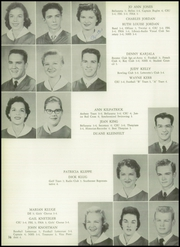Page 40, 1957 Edition, Bellaire High School - Carillon Yearbook (Bellaire, TX) online yearbook collection
