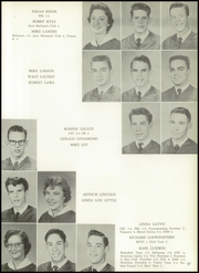 Page 41, 1957 Edition, Bellaire High School - Carillon Yearbook (Bellaire, TX) online yearbook collection