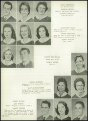 Page 44, 1957 Edition, Bellaire High School - Carillon Yearbook (Bellaire, TX) online yearbook collection