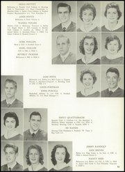 Page 47, 1957 Edition, Bellaire High School - Carillon Yearbook (Bellaire, TX) online yearbook collection
