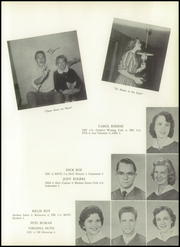 Page 49, 1957 Edition, Bellaire High School - Carillon Yearbook (Bellaire, TX) online yearbook collection