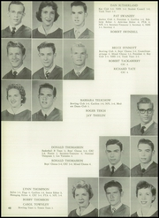 Page 52, 1957 Edition, Bellaire High School - Carillon Yearbook (Bellaire, TX) online yearbook collection