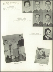 Page 55, 1957 Edition, Bellaire High School - Carillon Yearbook (Bellaire, TX) online yearbook collection