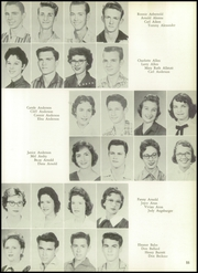 Page 59, 1957 Edition, Bellaire High School - Carillon Yearbook (Bellaire, TX) online yearbook collection