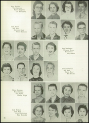 Page 60, 1957 Edition, Bellaire High School - Carillon Yearbook (Bellaire, TX) online yearbook collection