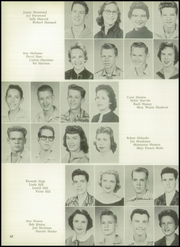 Page 66, 1957 Edition, Bellaire High School - Carillon Yearbook (Bellaire, TX) online yearbook collection