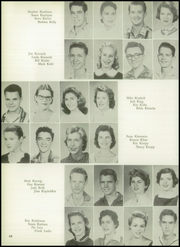 Page 68, 1957 Edition, Bellaire High School - Carillon Yearbook (Bellaire, TX) online yearbook collection