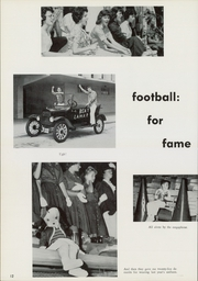 Page 16, 1962 Edition, Bellaire High School - Carillon Yearbook (Bellaire, TX) online yearbook collection