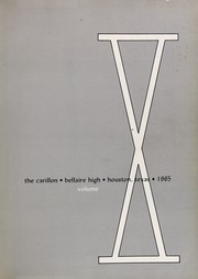 Page 5, 1965 Edition, Bellaire High School - Carillon Yearbook (Bellaire, TX) online yearbook collection