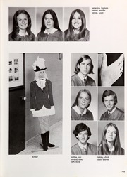 Page 187, 1972 Edition, Bellaire High School - Carillon Yearbook (Bellaire, TX) online yearbook collection