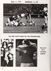 Page 234, 1972 Edition, Bellaire High School - Carillon Yearbook (Bellaire, TX) online yearbook collection