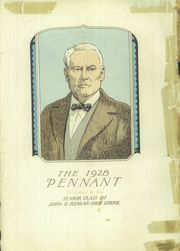 Page 4, 1928 Edition, John H Reagan Senior High School - Pennant Yearbook (Houston, TX) online yearbook collection