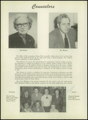 Page 14, 1952 Edition, John H Reagan Senior High School - Pennant Yearbook (Houston, TX) online yearbook collection