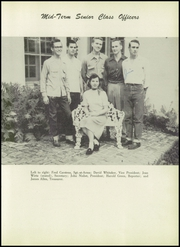 Page 17, 1952 Edition, John H Reagan Senior High School - Pennant Yearbook (Houston, TX) online yearbook collection