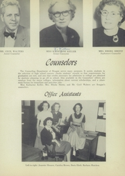 Page 11, 1953 Edition, John H Reagan Senior High School - Pennant Yearbook (Houston, TX) online yearbook collection
