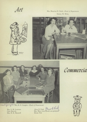Page 12, 1953 Edition, John H Reagan Senior High School - Pennant Yearbook (Houston, TX) online yearbook collection