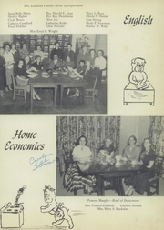 Page 13, 1953 Edition, John H Reagan Senior High School - Pennant Yearbook (Houston, TX) online yearbook collection