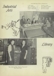 Page 14, 1953 Edition, John H Reagan Senior High School - Pennant Yearbook (Houston, TX) online yearbook collection