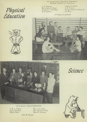 Page 16, 1953 Edition, John H Reagan Senior High School - Pennant Yearbook (Houston, TX) online yearbook collection