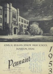 Page 5, 1953 Edition, John H Reagan Senior High School - Pennant Yearbook (Houston, TX) online yearbook collection