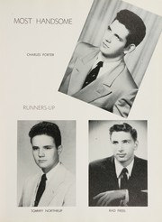Page 123, 1954 Edition, John H Reagan Senior High School - Pennant Yearbook (Houston, TX) online yearbook collection