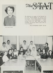 Page 162, 1954 Edition, John H Reagan Senior High School - Pennant Yearbook (Houston, TX) online yearbook collection