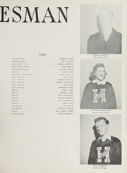 Page 163, 1954 Edition, John H Reagan Senior High School - Pennant Yearbook (Houston, TX) online yearbook collection