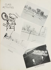 Page 197, 1954 Edition, John H Reagan Senior High School - Pennant Yearbook (Houston, TX) online yearbook collection