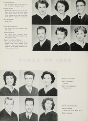 Page 36, 1954 Edition, John H Reagan Senior High School - Pennant Yearbook (Houston, TX) online yearbook collection