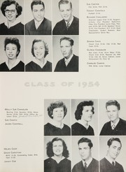 Page 37, 1954 Edition, John H Reagan Senior High School - Pennant Yearbook (Houston, TX) online yearbook collection
