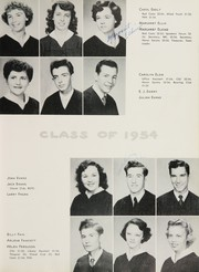 Page 41, 1954 Edition, John H Reagan Senior High School - Pennant Yearbook (Houston, TX) online yearbook collection