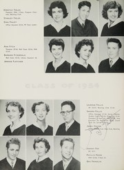 Page 42, 1954 Edition, John H Reagan Senior High School - Pennant Yearbook (Houston, TX) online yearbook collection