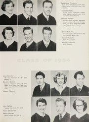 Page 43, 1954 Edition, John H Reagan Senior High School - Pennant Yearbook (Houston, TX) online yearbook collection