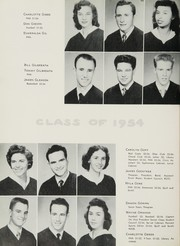Page 44, 1954 Edition, John H Reagan Senior High School - Pennant Yearbook (Houston, TX) online yearbook collection