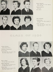 Page 45, 1954 Edition, John H Reagan Senior High School - Pennant Yearbook (Houston, TX) online yearbook collection