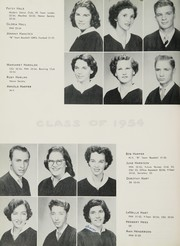 Page 46, 1954 Edition, John H Reagan Senior High School - Pennant Yearbook (Houston, TX) online yearbook collection
