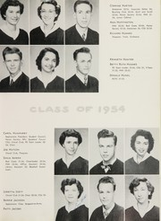 Page 49, 1954 Edition, John H Reagan Senior High School - Pennant Yearbook (Houston, TX) online yearbook collection