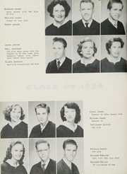 Page 50, 1954 Edition, John H Reagan Senior High School - Pennant Yearbook (Houston, TX) online yearbook collection