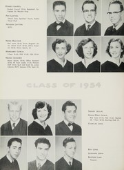 Page 52, 1954 Edition, John H Reagan Senior High School - Pennant Yearbook (Houston, TX) online yearbook collection