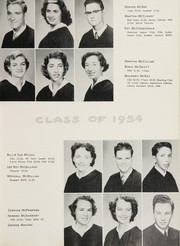 Page 53, 1954 Edition, John H Reagan Senior High School - Pennant Yearbook (Houston, TX) online yearbook collection