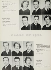 Page 60, 1954 Edition, John H Reagan Senior High School - Pennant Yearbook (Houston, TX) online yearbook collection