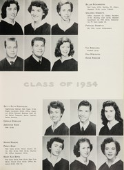 Page 61, 1954 Edition, John H Reagan Senior High School - Pennant Yearbook (Houston, TX) online yearbook collection