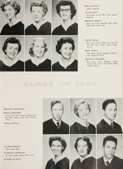 Page 63, 1954 Edition, John H Reagan Senior High School - Pennant Yearbook (Houston, TX) online yearbook collection