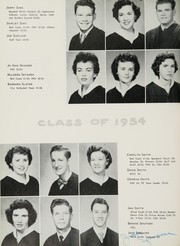 Page 64, 1954 Edition, John H Reagan Senior High School - Pennant Yearbook (Houston, TX) online yearbook collection