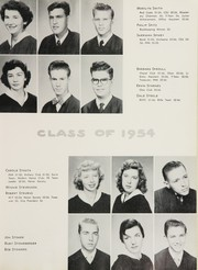 Page 65, 1954 Edition, John H Reagan Senior High School - Pennant Yearbook (Houston, TX) online yearbook collection