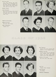 Page 66, 1954 Edition, John H Reagan Senior High School - Pennant Yearbook (Houston, TX) online yearbook collection